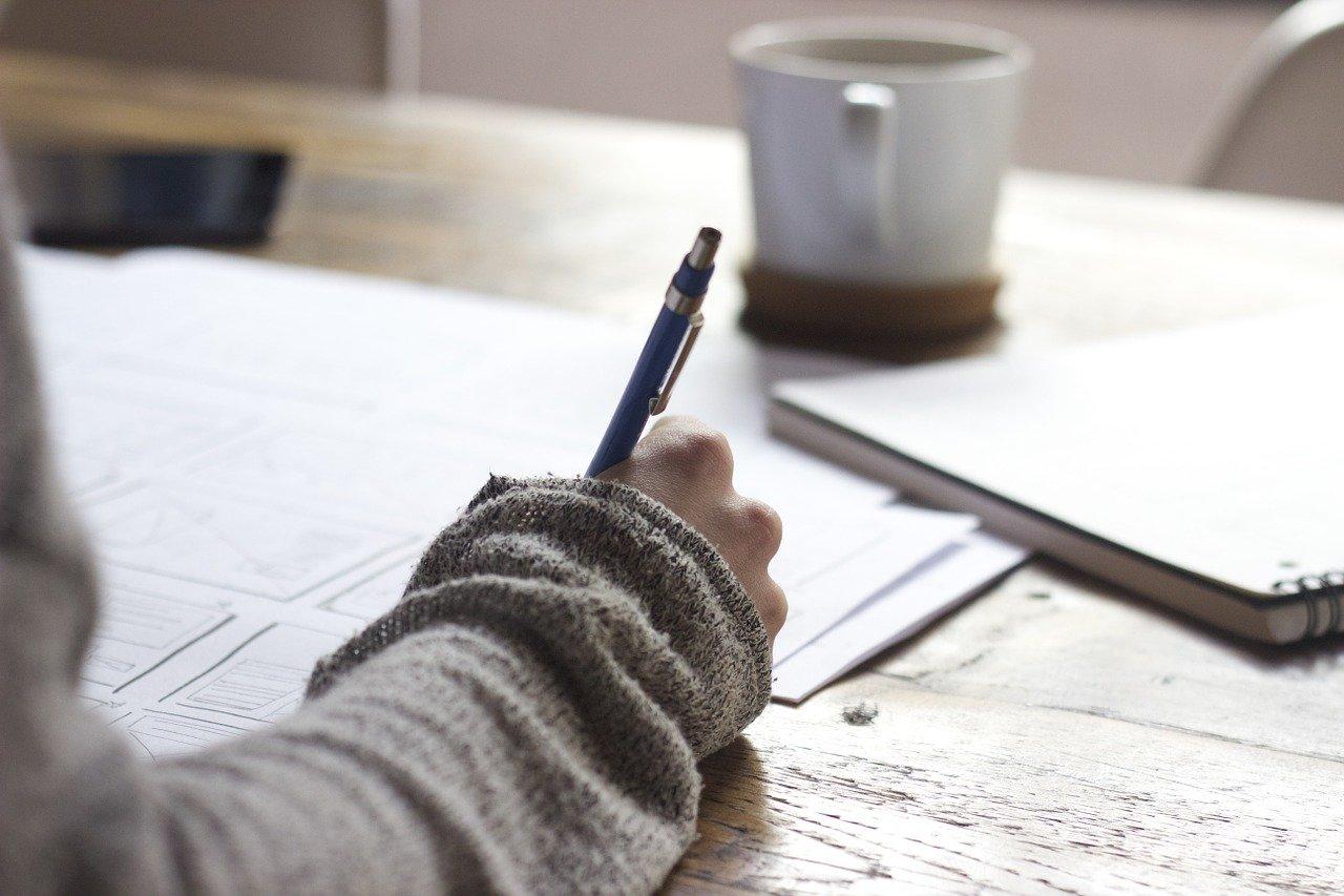 Writing Write Person Paperwork  - Free-Photos / Pixabay